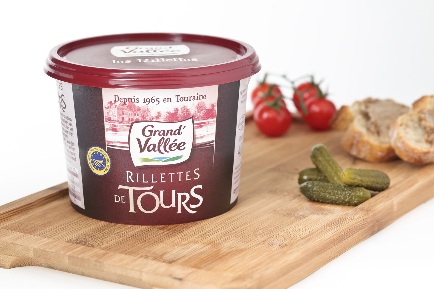 Rillettes grand' Vallée Amboise
