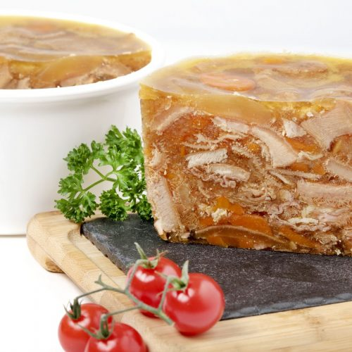 Terrine en gelé Tours